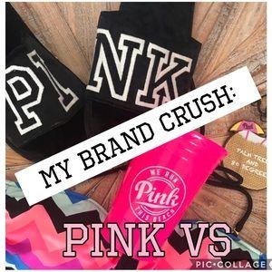 My Brand Crush: PINK Victoria's Secret